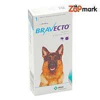 Бравекто, (Bravecto) 20 - 40 кг защита от блох и клещей