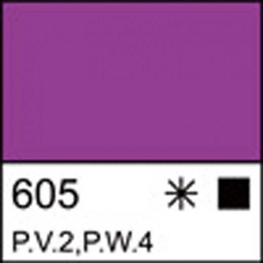 Фарба гуашева МАСТЕР-КЛАСС фіолетова світла  100 мл ЗХК