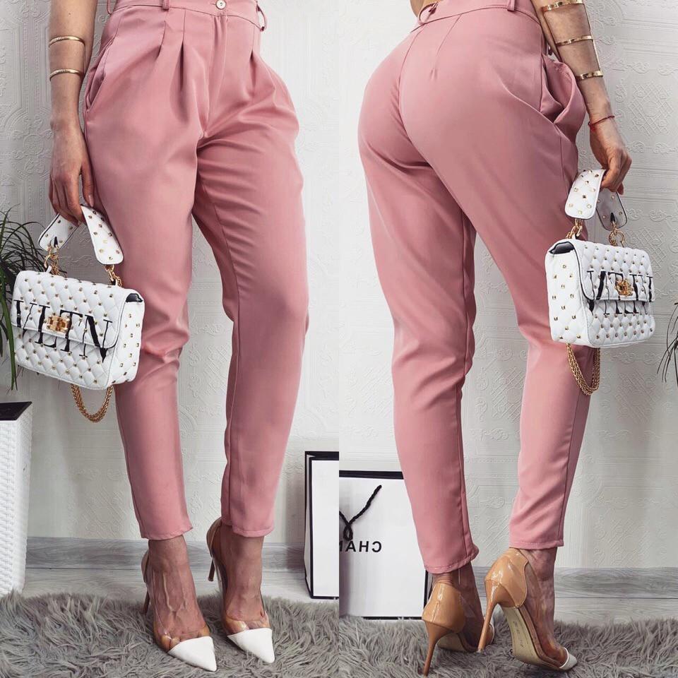 Женские модные брюки  БХ340