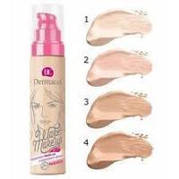 Dermacol Wake & Makeup SPF15 - Тональная основа с мгновенным эффектом, тон 2