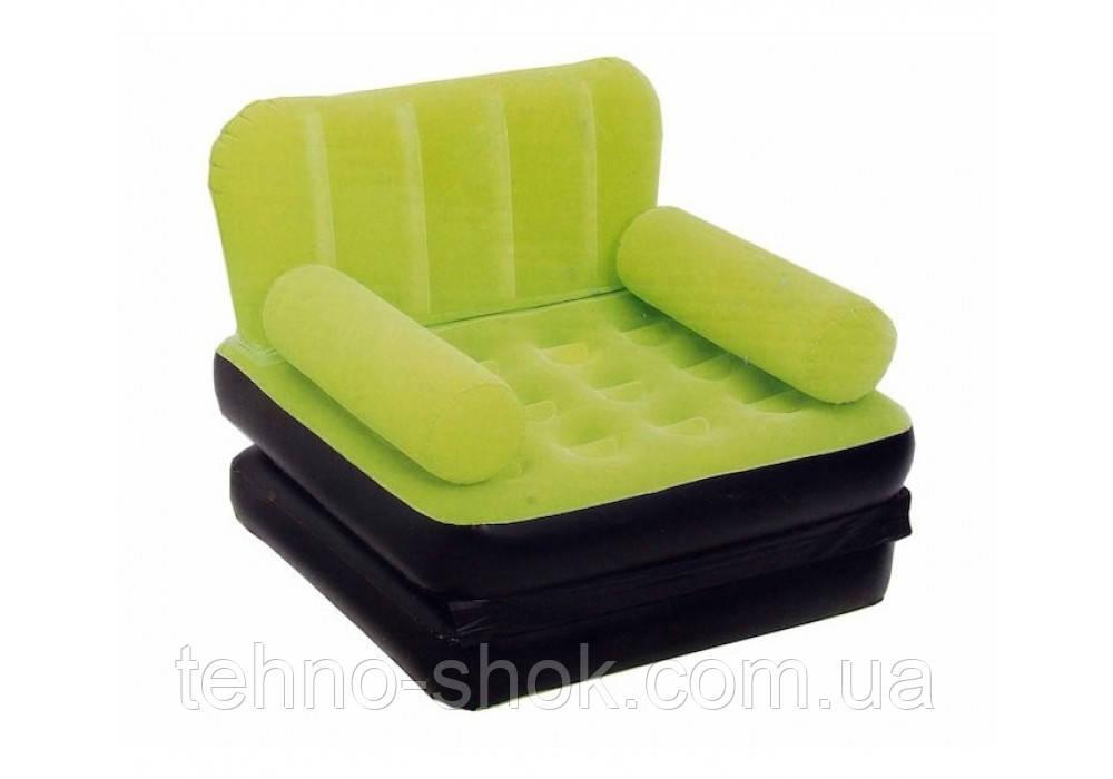 Надувное кресло  Bestway 67277 193х102х64 см зеленое