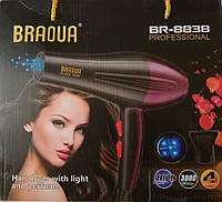 Фен для волосся BRAOUA BR-8838, фото 1