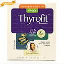 Тирофит (Thyrofit Capsules, Nupal Remedies) для лечения дисфункции щитовидной железы, 50 капсул, фото 4