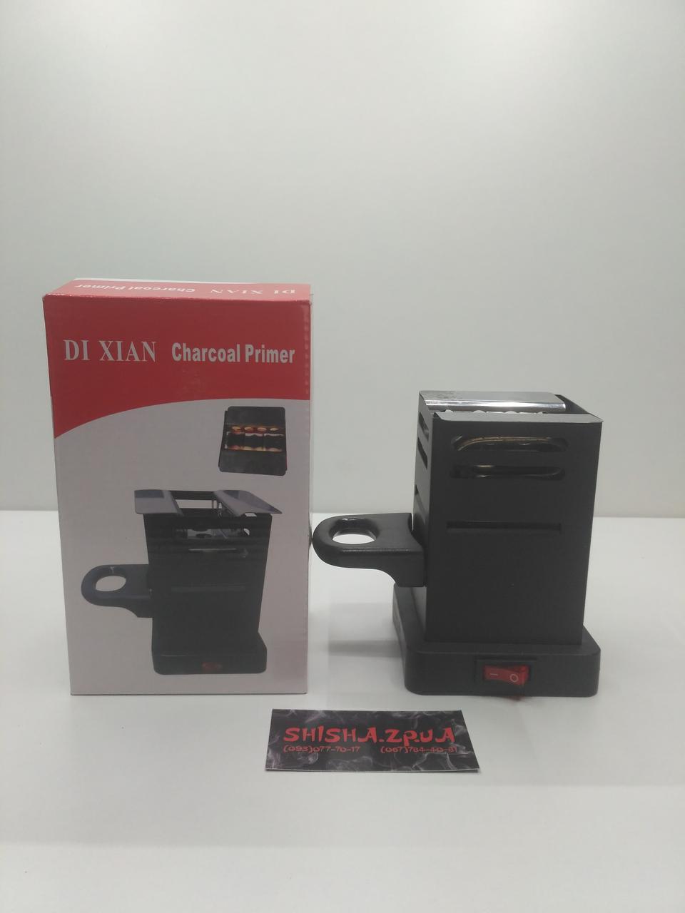Печка электрическая DI XIAN для розжига углей (600W)
