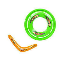 Набор из 2-х бумерангов (зеленый) G349809