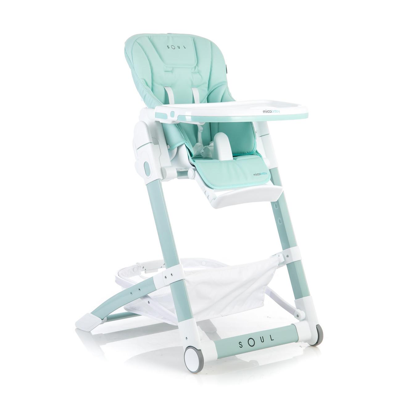 Детский стульчик для кормления Mioobaby Soul