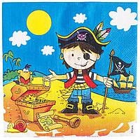 Салфетки Маленький пират