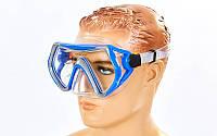 Набор для плавания (трубка+маска) M166-SN52-PVC
