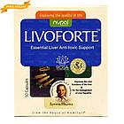 Ливофорте (Livoforte, Nupal Remedies), 50 капс - препарат для печінки, лікування вірусного гепатиту, антиоксидант, фото 6