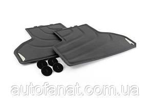Оригинальные задние коврики салона BMW X5 (F15) (51472458440)