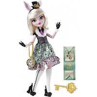 Кукла Эвер Афтер Хай Банни Бланк Базовая кукла  – Bunny Blanc Basic Dolls