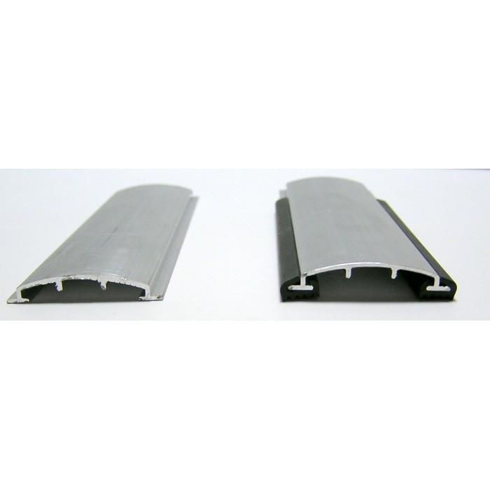 Профиль алюминиевый прижимной, фото 1