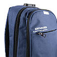 Рюкзак унисекс ETERNO DET822-6 на 14л  из ткани, синий, фото 7