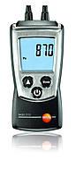 Дифманометр Testo 510 (0 ... 100 мбар / 0.01 мбар). Германия