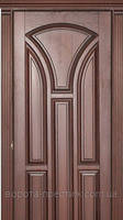 Двери деревянные №30 (глухое , стекло)