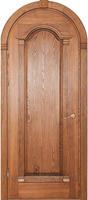 Двери деревянные №27а (АРКА глухое, стекло)