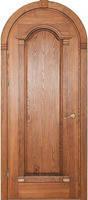 Двери деревянные №27а (АРКА глухое, стекло), фото 2