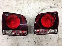 Фонарь,фонари правый,левый VW Touareg 07-10 г.  Крышки Багажника