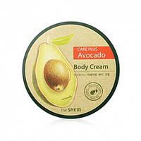 Крем для тела с Авокадо The Saem Care Plus Avocado Body Cream, 300 мл, фото 1