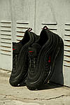 Мужские кроссовки Nike Air Max 97 Reflective Logos Black , фото 4