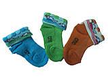 Шкарпетки дитячі літні сітка Onurcan для дівчаток, фото 2