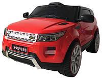 Детский электромобиль Джип Tilly T-783 Land Rover, красный