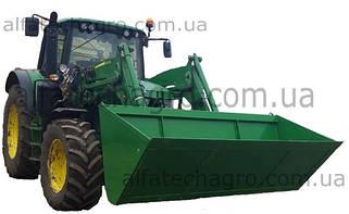 Ковши для фронтальных погрузчиков, тракторов
