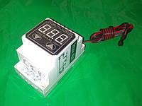 Цифровой 2-х пороговый терморегулятор Далас-40 А
