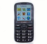 """Телефон T.Gstar 008. 2.3"""", 2SIM, Фонарик, Супербатарея! Да, Да, Нет, 120.0, 0, Да, 2.3, Да, 3000.0, Нет, Да, 1.3, Пластик, 100, Часы, Да, E-mail, Да, Одновременный, Нет, Нет, Новое, Нет, 15.0, Да, Зеленый, Да, 53.0"""