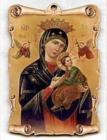 Алмазная вышивка Икона Пресвятой Богородицы
