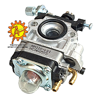 Карбюратор для мотокосы, бензокосы с поршнем 36 - 38 мм (диаметр камеры 11 мм)