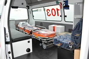 Оборудование скорой помощи и МЧС