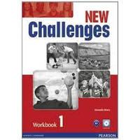 New Challenges 1 Workbook with Audio CD