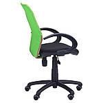 Кресло Oxi/АМФ-5 сиденье А-01/спинка Сетка салатовая, фото 4