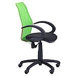 Кресло Oxi/АМФ-5 сиденье А-01/спинка Сетка салатовая, фото 2