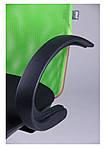 Кресло Oxi/АМФ-5 сиденье А-01/спинка Сетка салатовая, фото 7