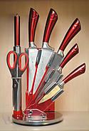 Набір ножів Royalty Line RL-KSS804 7pcs, фото 4