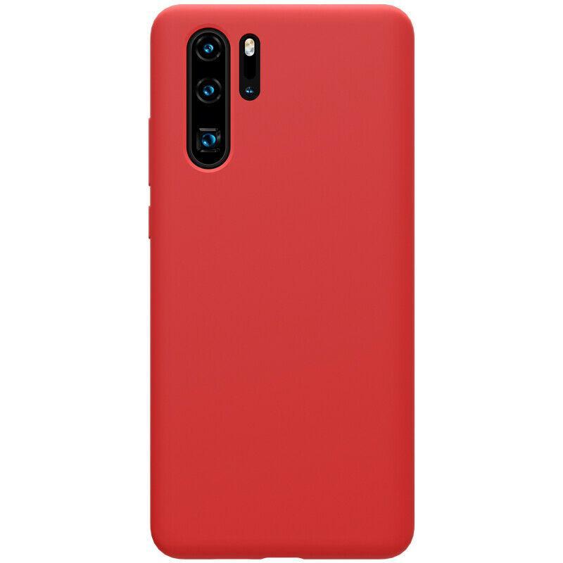Nillkin Huawei P30 Pro Flex Pure Case Red Силиконовый Чехол