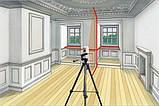 Штатив для лазерного нивелира FixPod 155 см Laserliner 090.132, фото 3