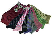 Носки женские хлопок укороченные Ромашка