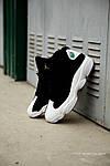 Мужские кроссовки Nike Air Jordan 13 Retro Black/White, фото 2