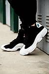 Мужские кроссовки Nike Air Jordan 13 Retro Black/White, фото 3