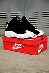 Мужские кроссовки Nike Air Jordan 13 Retro Black/White, фото 4