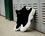 Мужские кроссовки Nike Air Jordan 13 Retro Black/White, фото 6