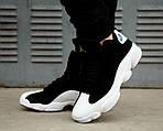 Мужские кроссовки Nike Air Jordan 13 Retro Black/White, фото 10