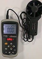 Анемометр Exotek TH-1100IR (0,3-30 m/s; 0,01 m/s) (0-999,9 м2; 0,1 м2) (-50...+260 °C) Германия