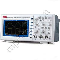 Двухканальный осциллограф 100МГц UNI-T UTD2102CEX (UTDM12102CEX)
