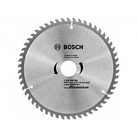 Пильный диск Bosch Eco for Aluminium 190х30 Z54, алюминий