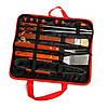 Набор для шашлыка и барбекю в сумке на 11 предметов XTS-C026, фото 3