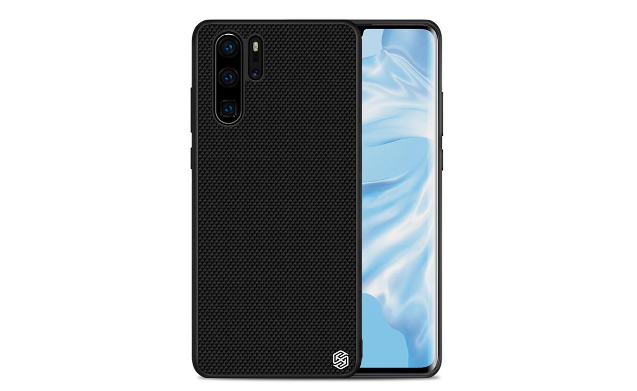 Nillkin Huawei P30 Pro Textured Case Black Чехол Накладка Бампер
